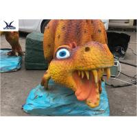 Wholesale Interactive Dinosaur Models Ornaments for Parks and Busy Shopping Malls from china suppliers