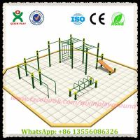Wholesale Exercise Facility Outdoor Workout Equipment For Adults and Kids from china suppliers
