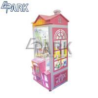 China Attractive Toy Crane Game Machine / Coin Operated Gift House Big Crane Claw Machine on sale