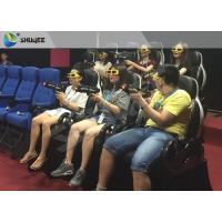 Wholesale Attractive 7D Cinema System Experience Simulating Special Effects And Dynamic Effect from china suppliers