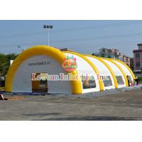 China Commercial Inflatable Tennis Tent For Sports Arena Outdoor Activity on sale