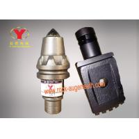 Wholesale YJ-H007-7 Rock Auger Teeth / Bullet Teeth Anti Impact For Hard Rock Drilling from china suppliers