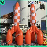 Buy cheap Inflatable Rocket For Space Events from wholesalers