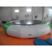 Wholesale Inflatable Jump Water Trampoline for sale from china suppliers