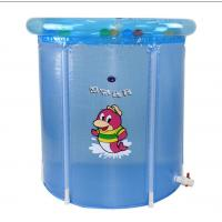 Wholesale Bubbles Inflatable Swimming Pools Round 80x80cm For Children from china suppliers