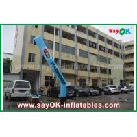 Wholesale 3-5mH Blue AIr Dancer With Logo And Company Name For Advertsing from china suppliers