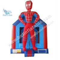 Buy cheap Inflatable spiderman bouncer from wholesalers