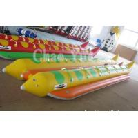 Wholesale Flying Banana Inflatable Boat for Water Game from china suppliers