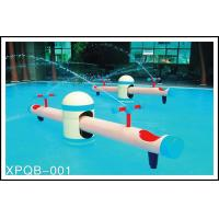 Wholesale Spray Aqua Park Equipment, Water Sprayground, Seesaw Water Game For Kids from china suppliers