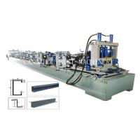 Wholesale Galvanized Steel C/Z Purlin Roll Forming Machine Automatically With Pre - Cutting from china suppliers