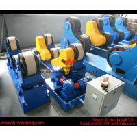 Wholesale 80 Ton Full-Automatic VFD Control Pipe Welding Rotators For Cylinder Seam Welding from china suppliers