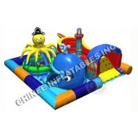 Wholesale Cute giant inflatable with bouncer from china suppliers