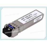 Wholesale SFP+ Optical Transceiver Module Lc / Pc Single Mode SFP-10G-LR For Data Center from china suppliers