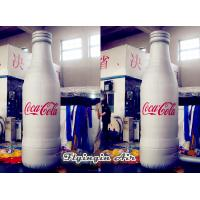 Wholesale Customized Coke Bottle Advertising Inflatable Bottle with Blower for Sale from china suppliers