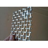 Wholesale Fandango anti rust stainless steel 36x48   decorative wire mesh woven mesh reflective no fade from china suppliers