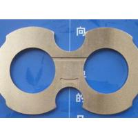 Bimetal Thrust Washer Bearing Low Carbon Steel For Automobile Engines Con Rod