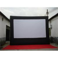 Wholesale Inflatable movie screen, outdoor inflatable screen, indoor inflatable screen from china suppliers