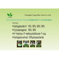 Wholesale C41H68O14 98+% Astragaloside IV Anti Stress Anti Inflammatory Healthcare Ingredients from china suppliers