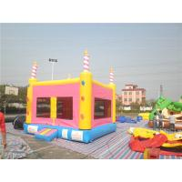 Wholesale Birthday Inflatable Bouncy Castle (CYBC-56) from china suppliers