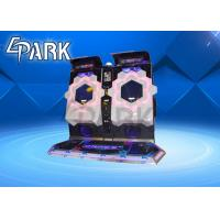 Quality Luxury Appearance Arcade Dance Cubic 2 Player For Entertainment Dancing Hall for sale