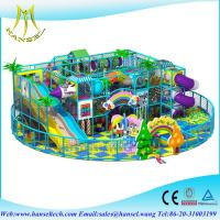 Wholesale Hansel indoor playground climbing,digital playground models for baby from china suppliers