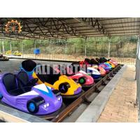 Wholesale Ground Net Carnival Bumper Cars , Popular Amusement Park Car Rides from china suppliers