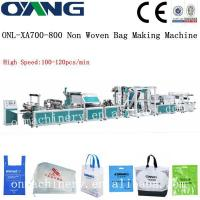 Wholesale high speed Non Woven Bag Making Machine from china suppliers