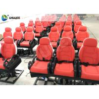 China Truck Mobile 5D Cinema System , 5D 7D 9D Cinema Theater  With Motion Chair Seat on sale