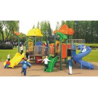 Wholesale Lovely athleisure style kids favorite outdoor playground equipment plastic slide from china suppliers