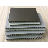 Wholesale Black FEVE Aluminum Honeycomb Panels , Fireproof Honeycomb Structural Panels from china suppliers