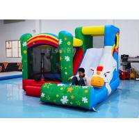 Wholesale Oxford Inflatable Unicorn Bounce House Combo With Slip Slide 2 Years Warranty from china suppliers