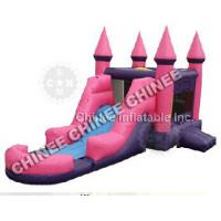 Wholesale Inflatable colorful castles from china suppliers
