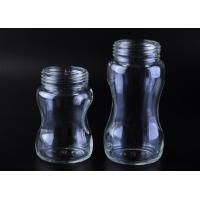 Wholesale 211ml Capacity glass bottle for baby feeding , Machine made Craft from china suppliers
