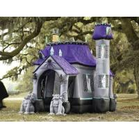 China Halloween Inflatable Haunted House Halloween Party Decoration Advertising Inflatables on sale