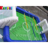 Wholesale Inflatable Human soccer, inflatable football field,inflatable sport game KSP052 from china suppliers