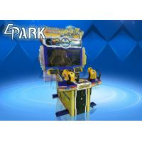 Wholesale Amusement Park Indoor Arcade Diamond Warrior Shooting Game Machine For 2 Players from china suppliers
