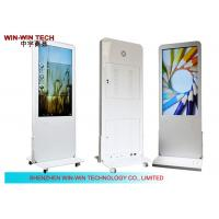"Wholesale 47"" Four Wheels LCD Advertising Digital Signage from china suppliers"