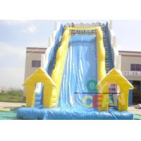 Buy cheap Gaint Inflatable Water Slide With Stairs For Children Water Park from wholesalers