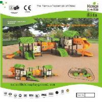 Wholesale New Design Forest Series Outdoor Playground (KQ9133A) from china suppliers