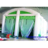 Wholesale 12x6m PVC Airtight Inflatable Air Tent for Outdoor event with Air Pump from china suppliers