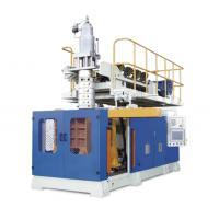 Quality Automatic Injection Blow Moulding Machine Accumulating Type Die Head 30-100L Volume for sale