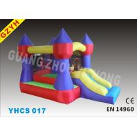 Wholesale 420D Oxford Cloth Commercial Children Inflatable Bouncy Castle, Bouncy House YHCS 017 from china suppliers