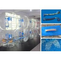 Buy cheap Outdoor Inflatable Bubble Soccer , PVC Material Human Inflatable Bumper Ball from wholesalers