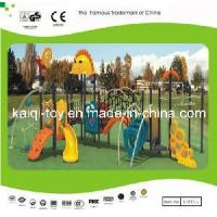 Wholesale Environment-Friendly Animal Series Outdoor Playground Equipment (KQ9124A) from china suppliers