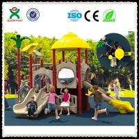 Wholesale Cheap Playground Sets Kids Outdoor Playground Sets Made in China QX-008A from china suppliers