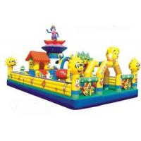 Buy cheap Big Inflatable Jumpers Ceinflatable Jumpers (FL---32B) from wholesalers