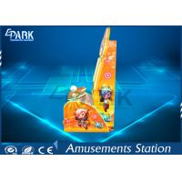 Wholesale Kids Coin Pusher Subway Parkour Joystick Controlled Amusement Game Machines from china suppliers