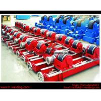 Wholesale 80Ton Lead-Screw VFD Control Welding Turning Rolls / Rotators For Cylinder Cycle Seam from china suppliers