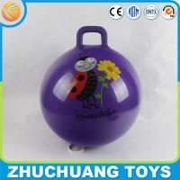 Wholesale pvc inflatable animal jumping space popper hoppers from china suppliers