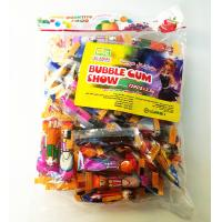 Wholesale Bubble Chewing Gum Show With Multi Fruit Flavor Packed In Bag Tasty And Healthy from china suppliers